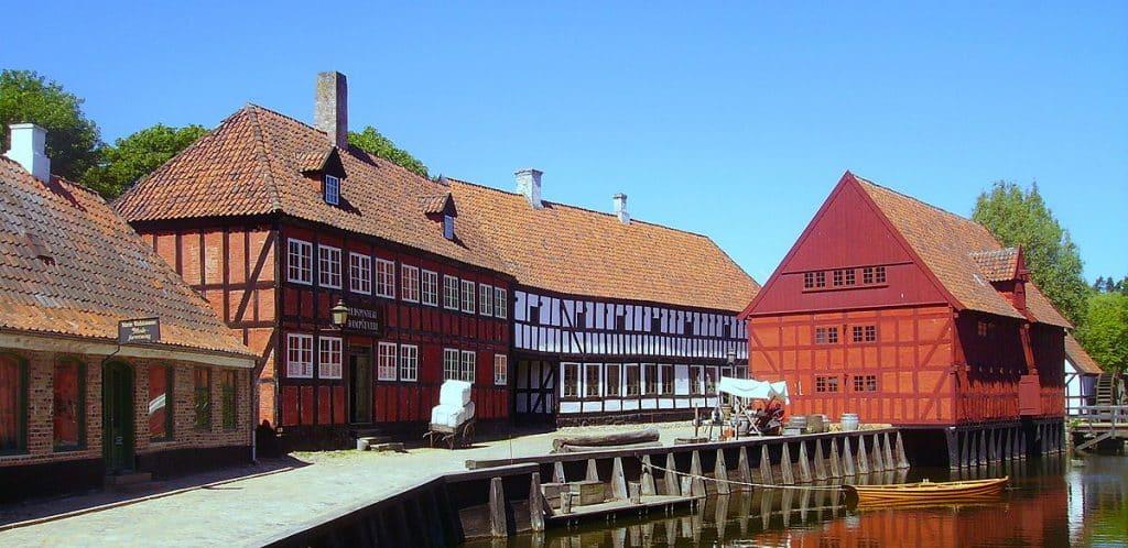Old Town Denmark_Wikipedia