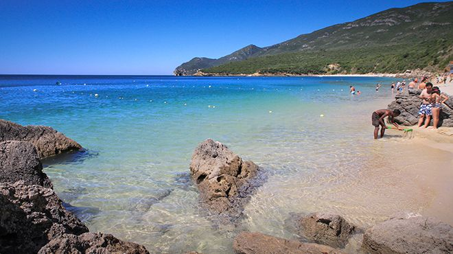 Praia dos Galapinhos_Visit Portugal