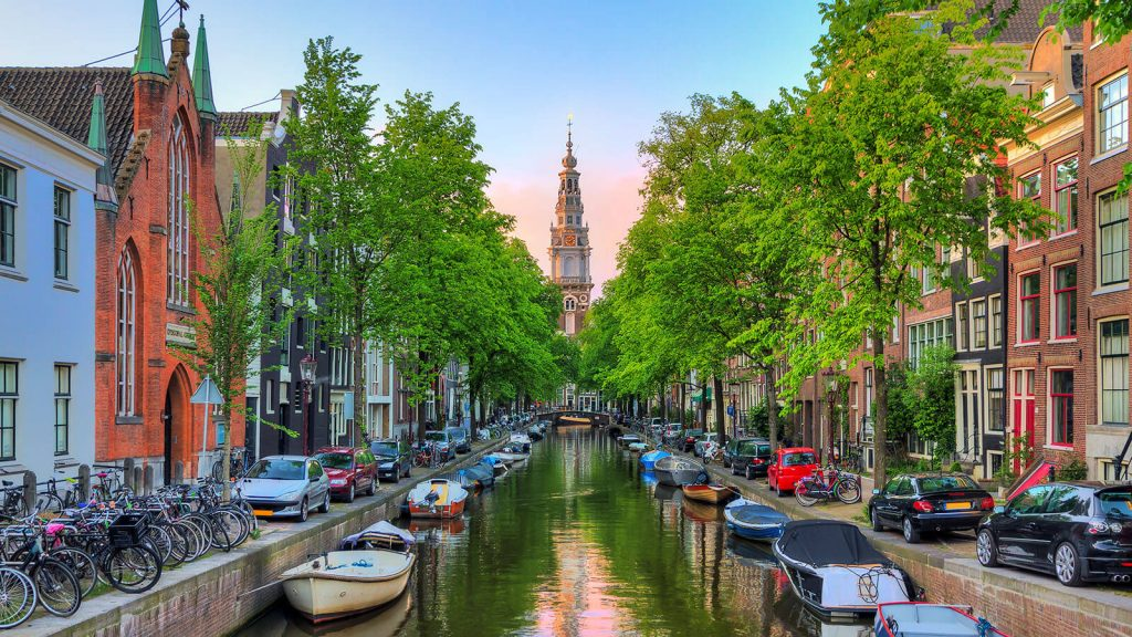Amsterdam, The Netherlands_CIEE
