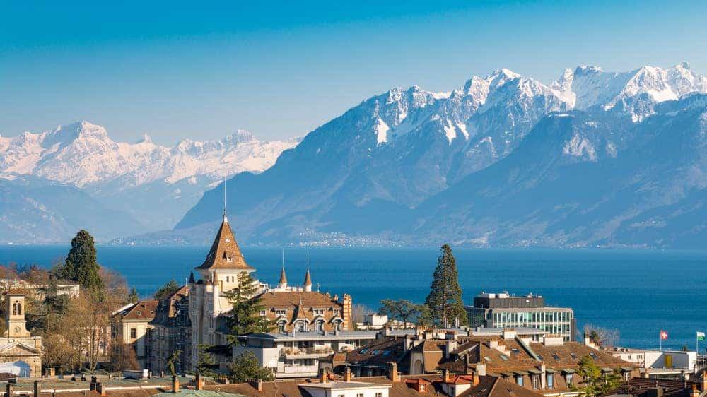 Lausanne, Switzerland_Evening Standard