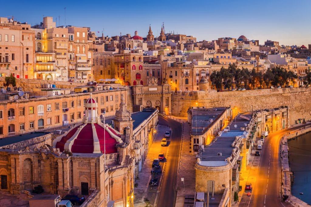 Valletta, Malta_Road Affair