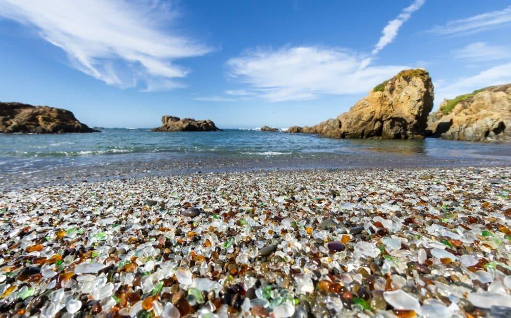 Glass Beach_California Beaches