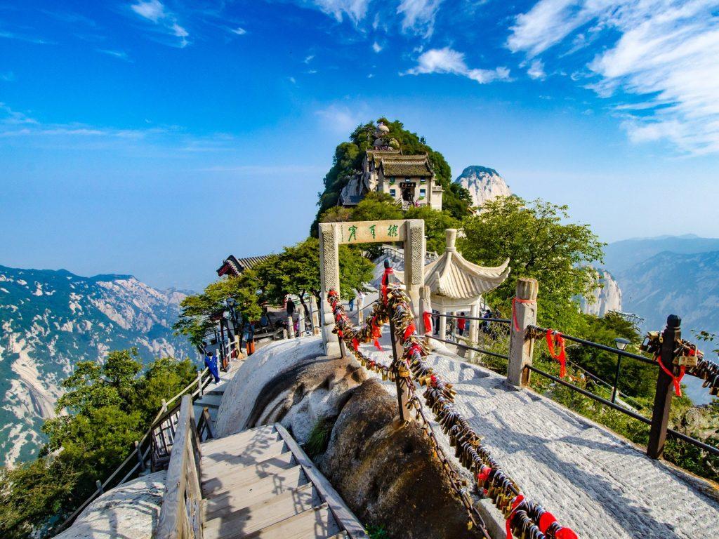 Huashan Mountain_Lonely Planet