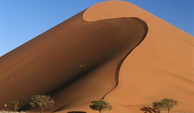 Namib Desert_World Atlas