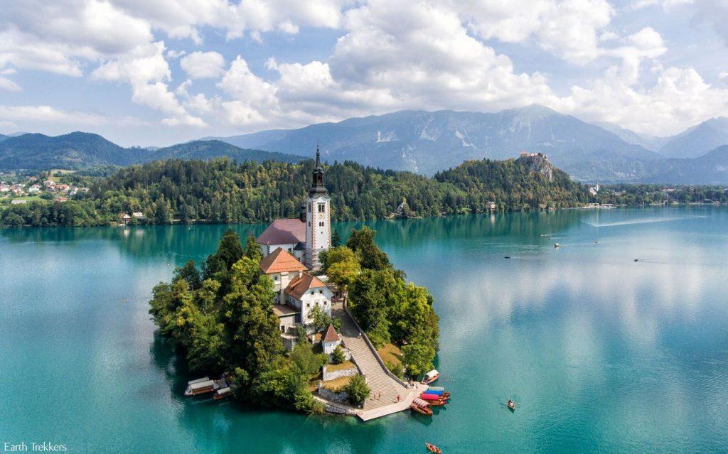 Bled Slovenia_Earth Trekkers