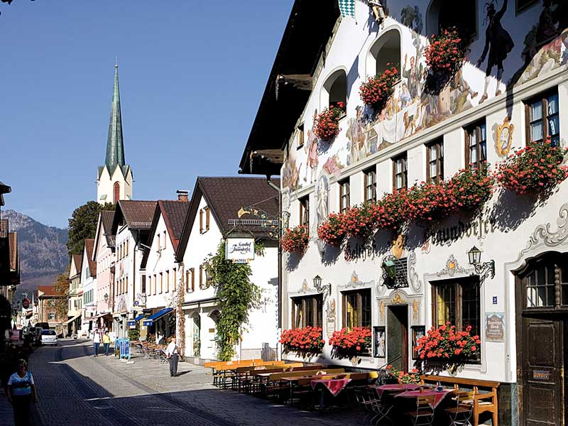 Garmisch-Partenkirchen, Bavaria, Germany_Most Beautiful Places in the World