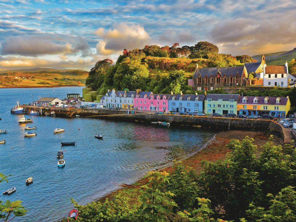 Portree_Isle of Skye_The Scotsman