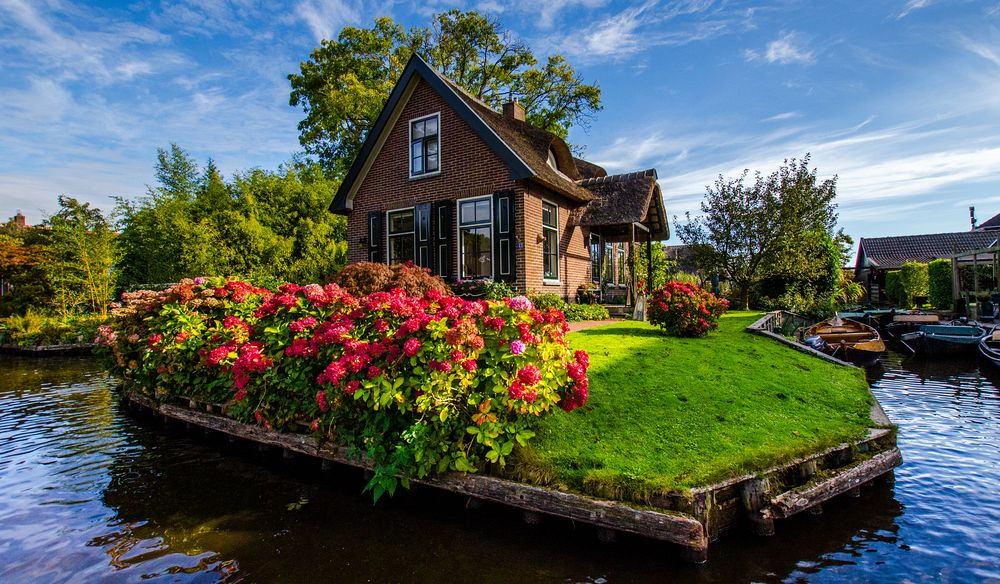 Giethoorn_World Atlas