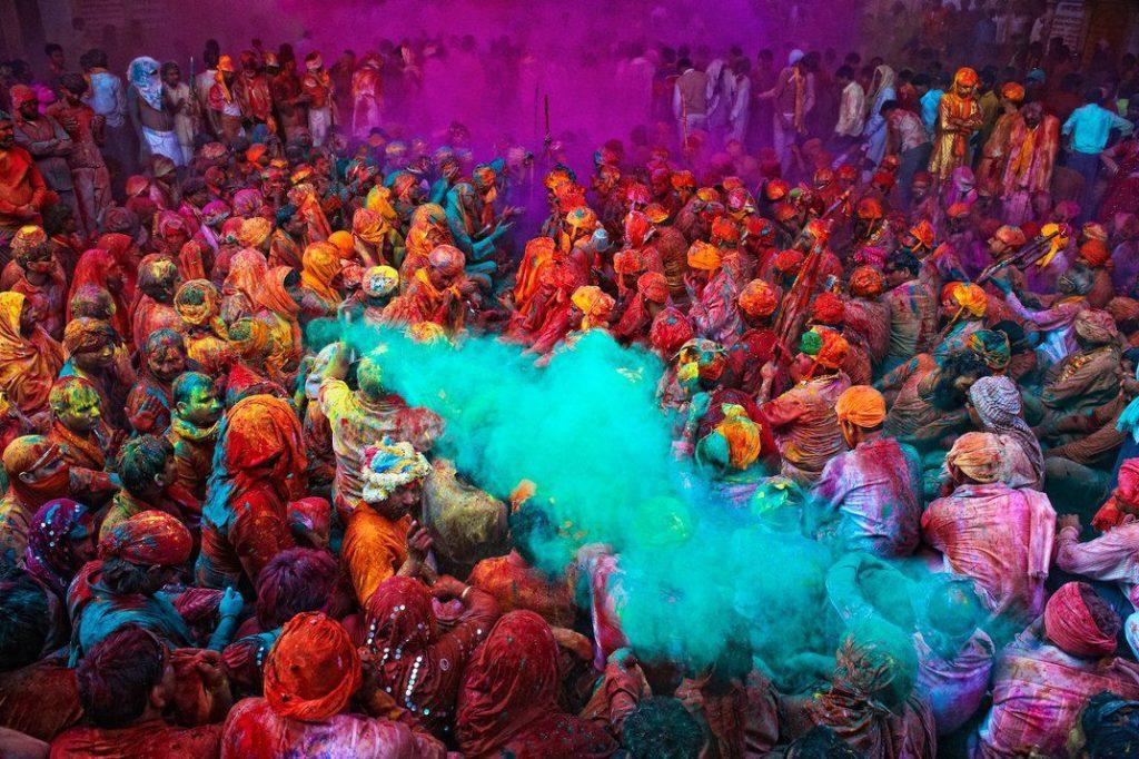 Holi Festival_Smithsonian Magazine