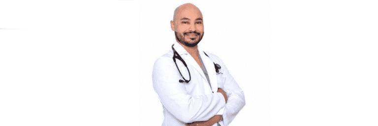 Dr. Colín-Barragán of Air Doctor
