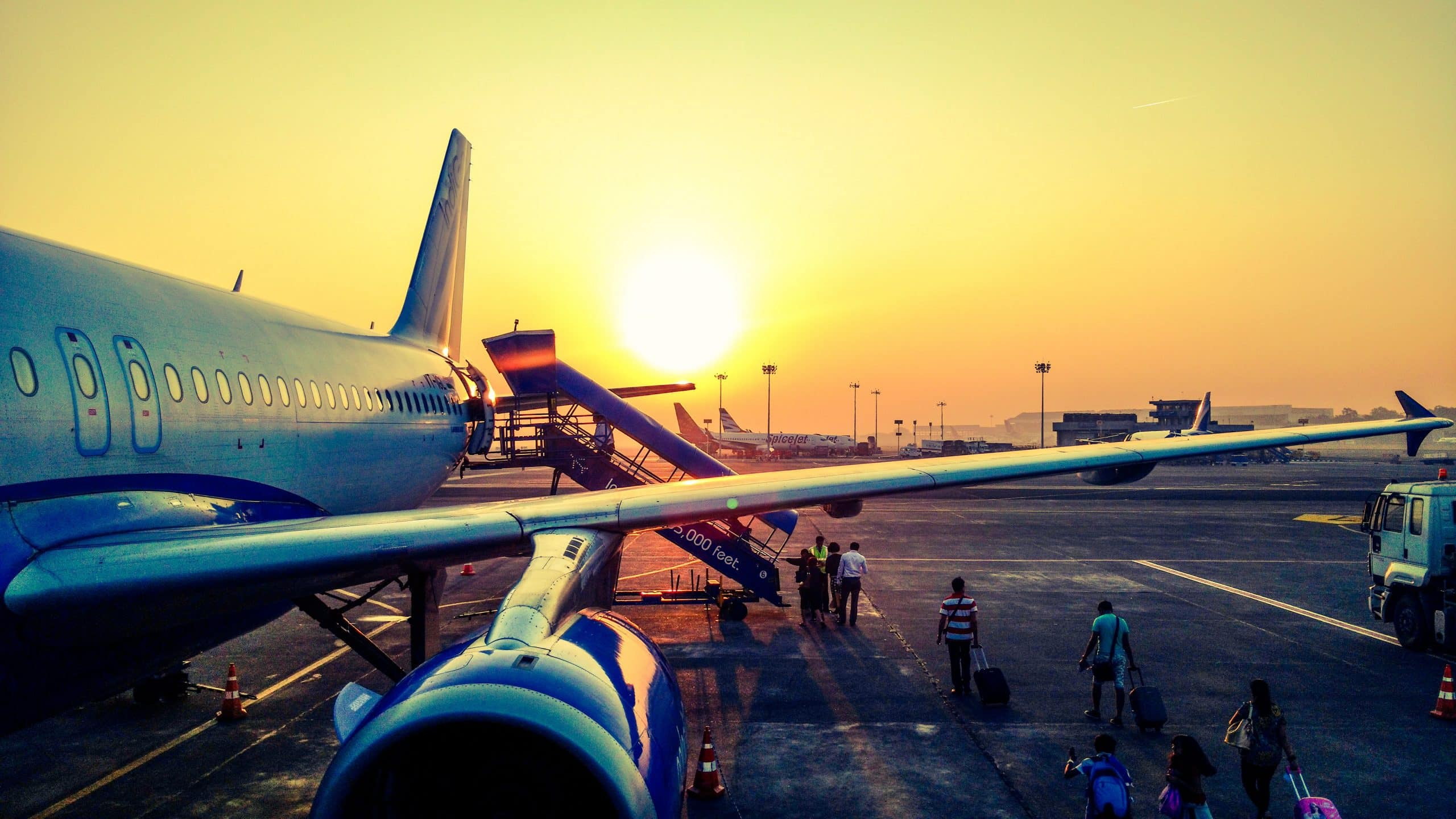 Which airlines are offering COVID-19 tests to travellers?