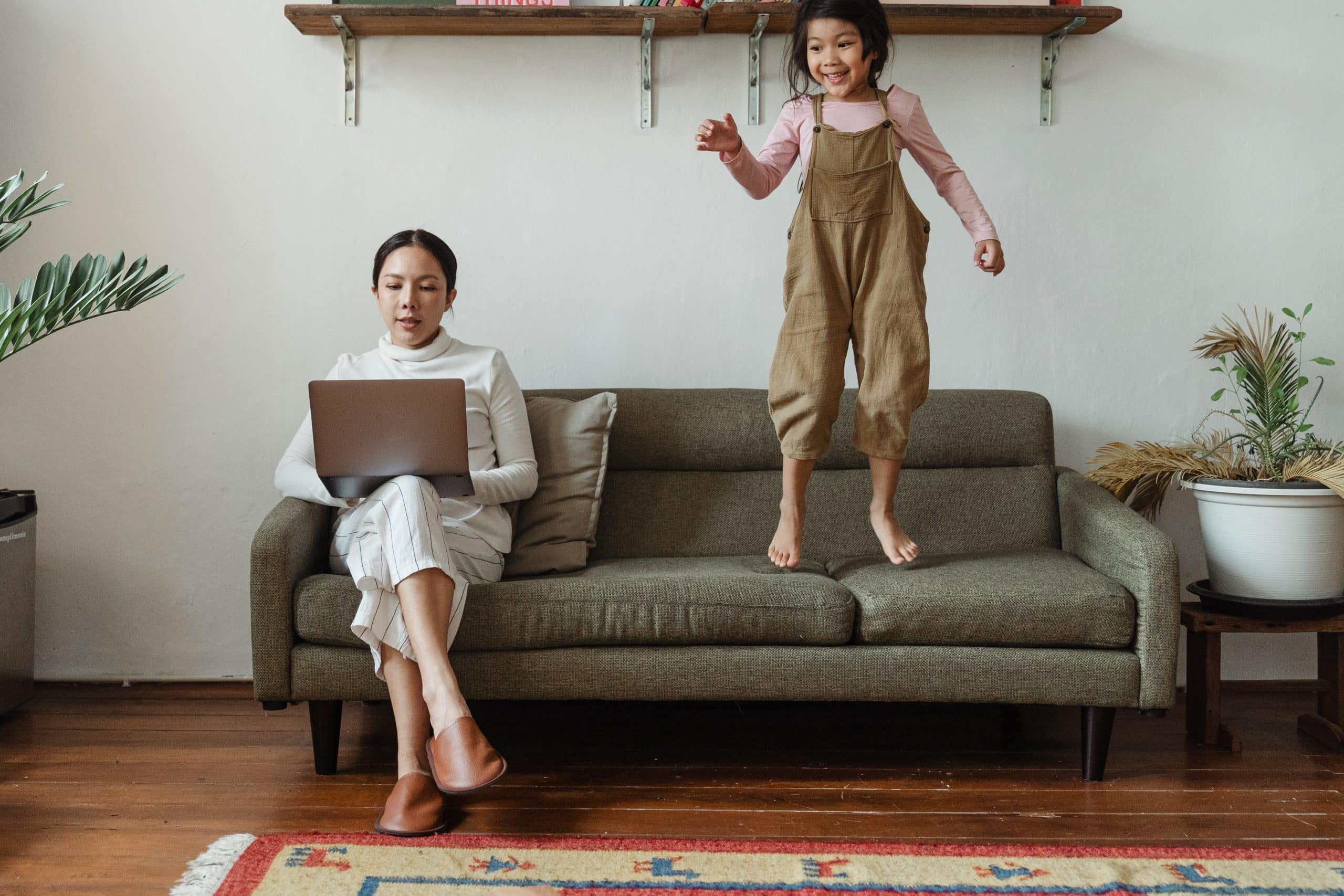 How to Stay Mentally Fit As A Parent Working From Home