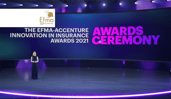 Efma and Accenture Announce Winners of Innovation in Insurance Awards 2021