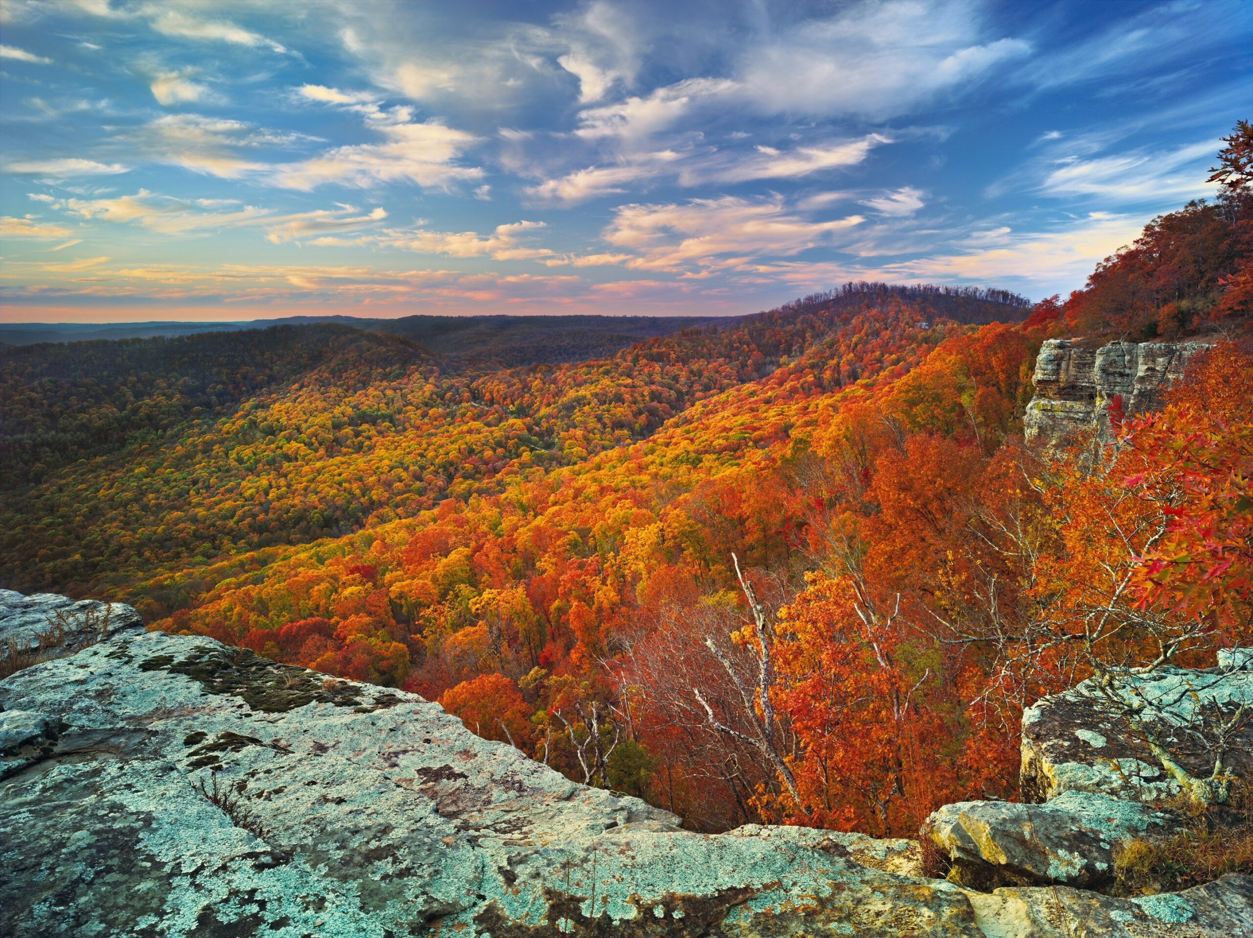15 Best Places to See Fall Foliage in the US.